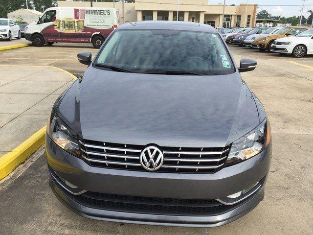2015 Volkswagen Passat 3 6l V6 Sel Premium Baton Rouge La Area Volkswagen Dealer Serving Baton