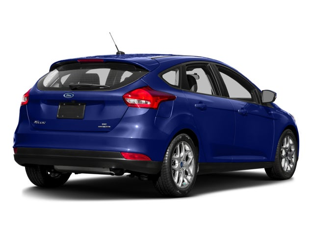 Ford Dealership Baton Rouge >> 2016 Ford Focus Se