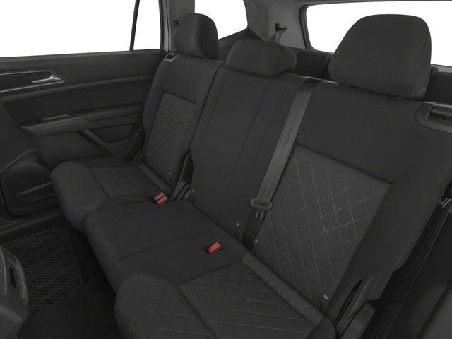 2018 Volkswagen Atlas 3 6l V6 Se W Technology Baton