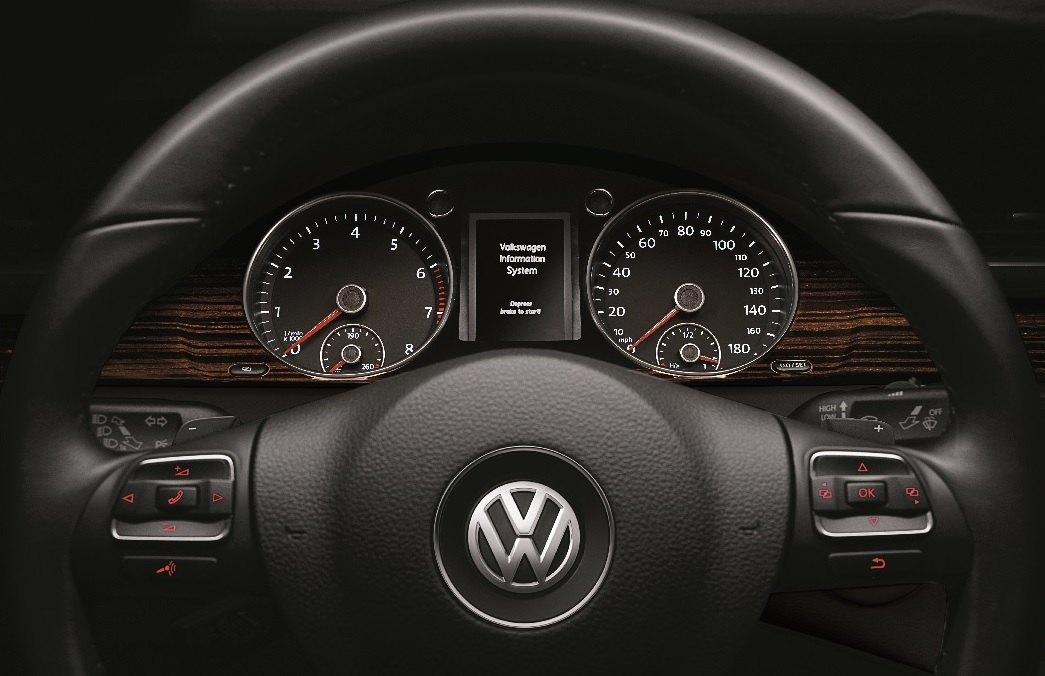 Revealed How To Change The Clock In Your Volkswagen