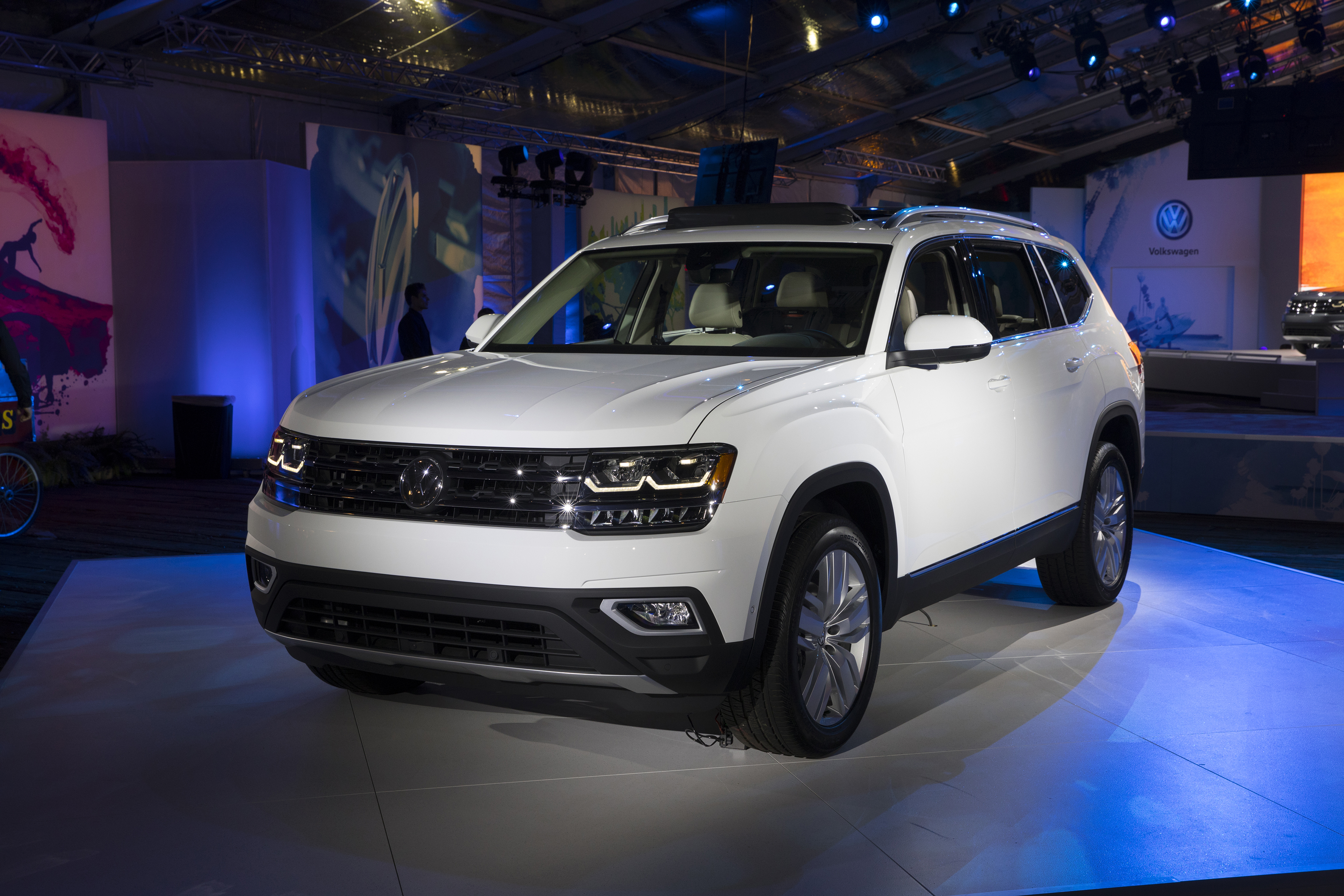 5 Ways The New Volkswagen Atlas Will Enhance Your Baton