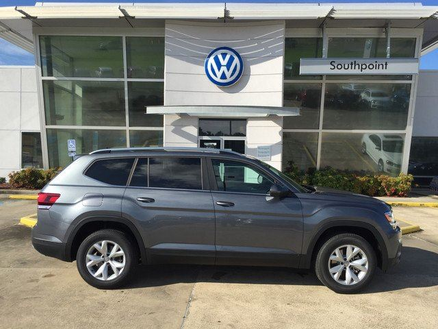 Putting Safety First In The Volkswagen Atlas Uncategorized