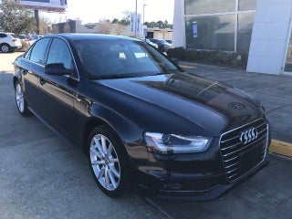 2016 Audi A4 Premium Plus Baton Rouge La Area Volkswagen