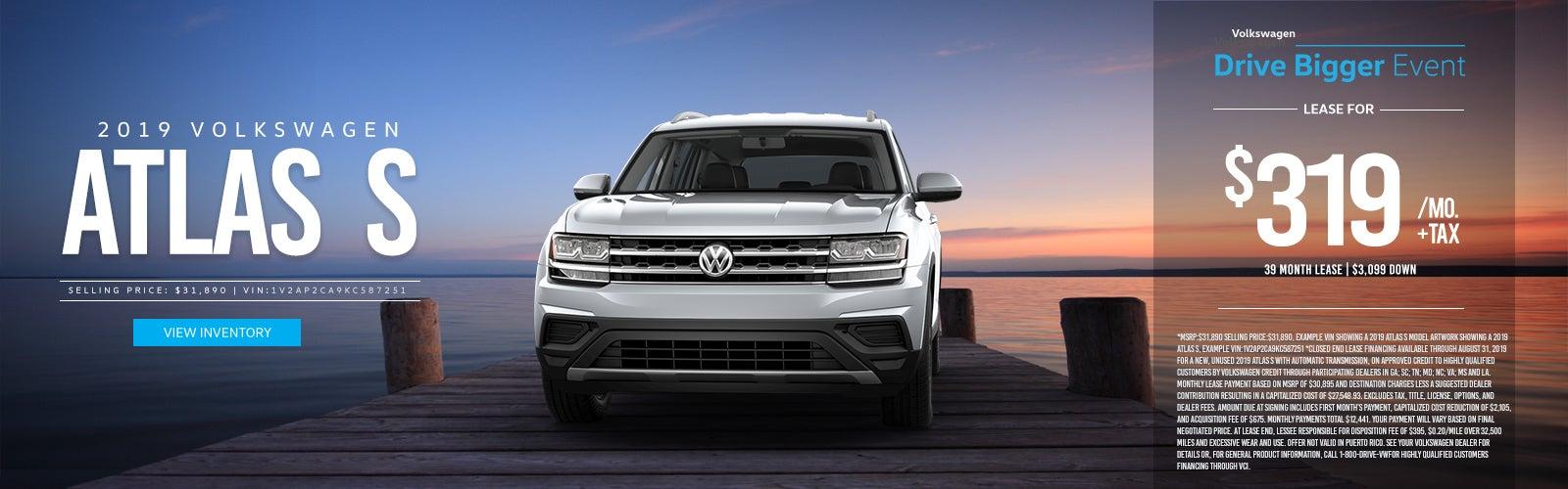 Baton Rouge LA Volkswagen dealer serving Baton Rouge - New
